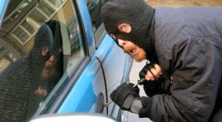 Как найти машину в угоне