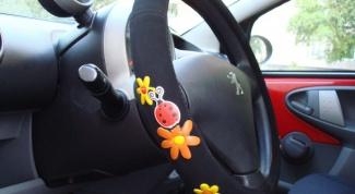 Как сделать автомобильный руль удобным