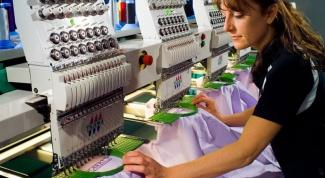 Как вышивать на вышивальной машине