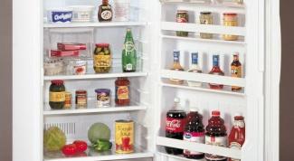 Как заклеить холодильник