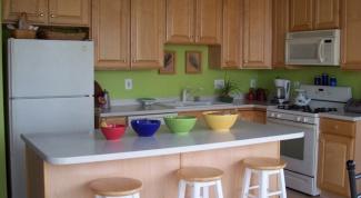 Как крепить кухонную столешницу