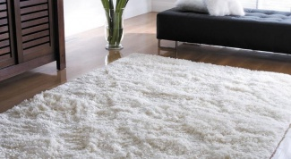 How to clean white carpet