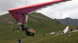 How to buy a hang glider