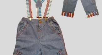 How to make a sewing pattern pants baby