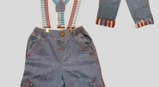Как сделать выкройку брюк ребенку