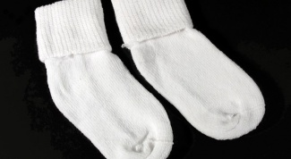 How to knit socks on the knitting machine