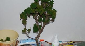 Как делать деревья в макете