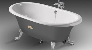 Как восстановить чугунную ванну