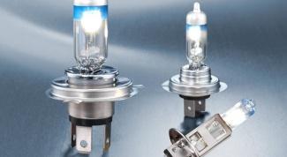 Как выбрать лампы галогенные