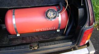 Как установить газ на ВАЗ
