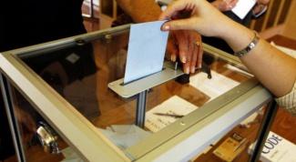 Как повлиять на выборы