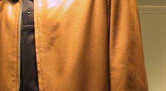 Как подобрать кожаную куртку