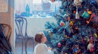 Как встретить Новый год с ребенком весело