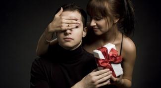 Что подарить парню на 23 февраля
