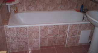 Как герметизировать ванную