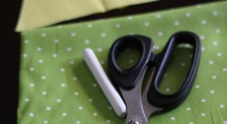Как выкроить юбку-полусолнце
