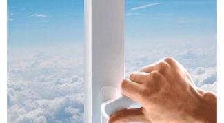 Как открыть металлопластиковые окна