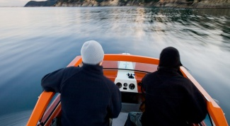 How to fix the sensor for the Fishfinder