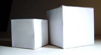 Как нарисовать куб в Photoshop