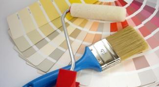 Как красить шпон