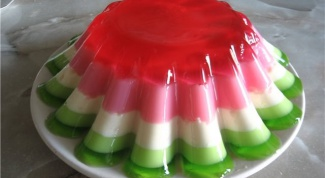 How to make jelly from gelatine
