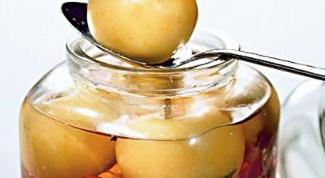 Как приготовить моченые яблоки