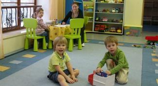 Как встать на очередь в детский сад в Липецке