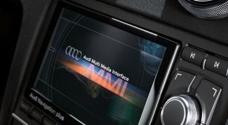 Как разблокировать магнитолу в Audi