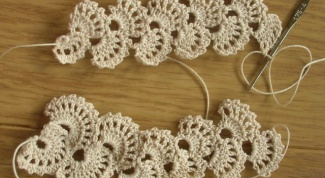 How to crochet lace