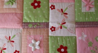 How to sew a quilt