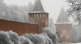 How to celebrate the New year in Smolensk