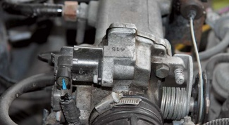 How to replace idle sensor