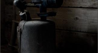 Как выбрать паяльную лампу