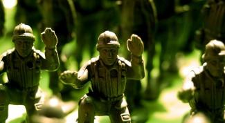 Как считать службу в армии