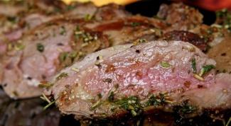 Как замачивать мясо в уксусе