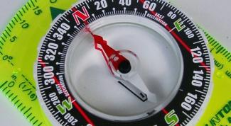 Как научиться пользоваться компасом
