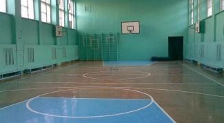 Как оформить спортзал