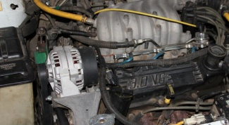 How to connect the generator VAZ 2106