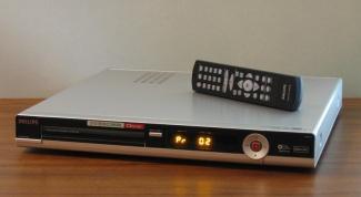 Как записать с телевизора на DVD-диск