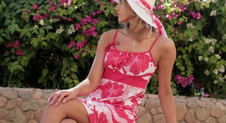 How to sew a sundress for women
