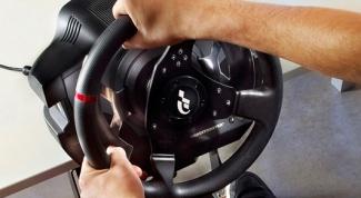 Как выбрать игровой руль