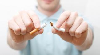 Как избавиться от табакокурения
