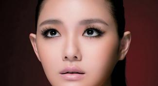 Как красить глаза азиаткам