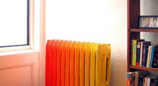 Как отремонтировать батареи в квартире