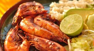 How to cook fried shrimp