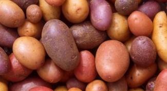 Как приготовить картофельный сок