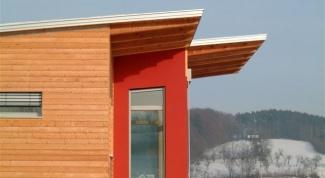 Как построить плоскую крышу