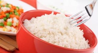 Как варить рис в пакетиках