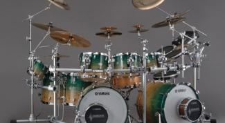 Как научиться игре на барабанах
