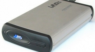How to install the system on an external hard drive